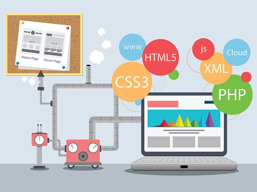 Introducing web technologies
