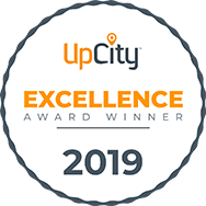 UpCity Excellence Award 2019 - WebWorks Agency