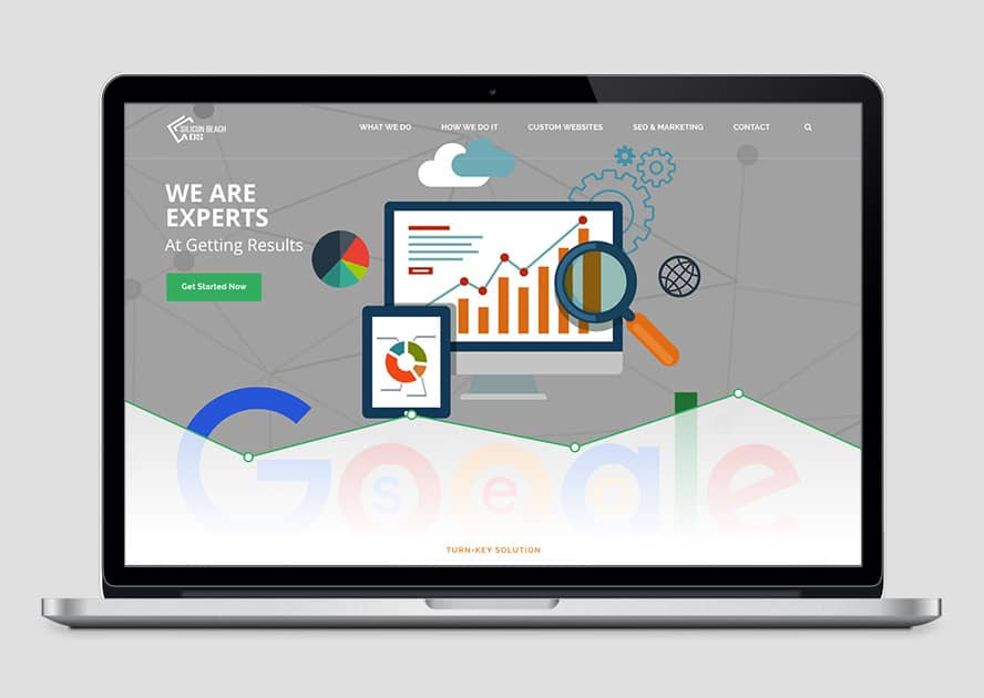 WebWorks Web Design Los Angeles - Silicon Beach Ads 2019